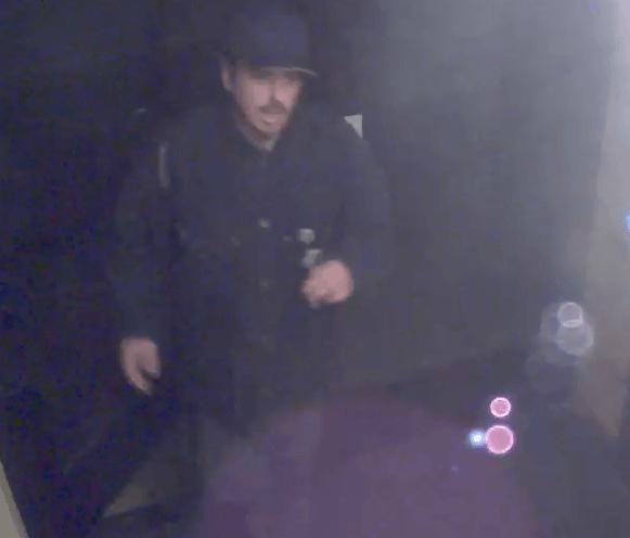 San Francisco Office Burglar