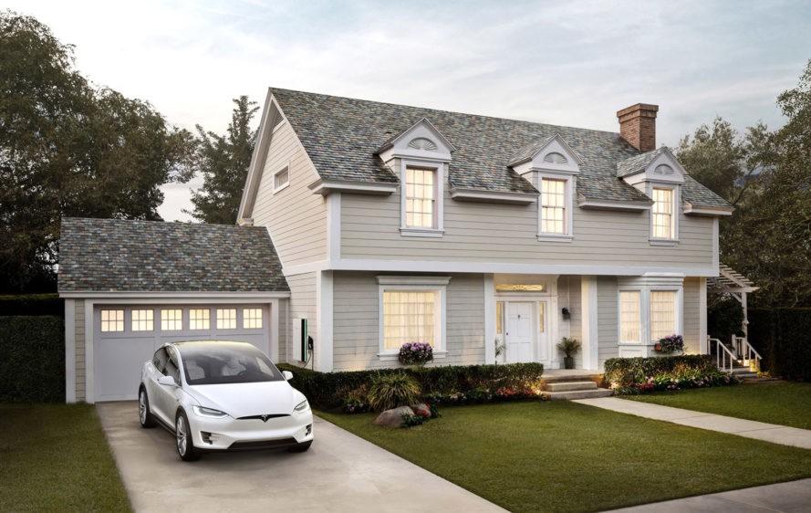 Superior Teslau0027s Slate Tile Finish (images Source: Tesla.com)